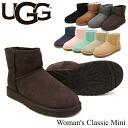 アグオーストラリア (UGG Australia) women classical music mini (Woman's Classic Mini) sheepskin boots)
