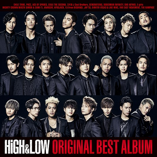 HiGH & LOW ORIGINAL BEST ALBUM [2CD+DVD][CD] / ����˥Х�