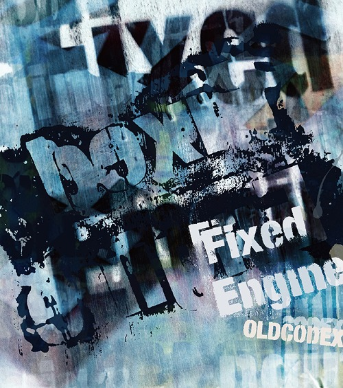 OLDCODEX Single Collection ��Fixed Engine�� [BLUE LABEL] [DVD�ս�������][CD] / OLDCODEX