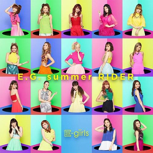 E.G. summer RIDER [CD+DVD][CD] / E-girls