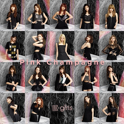 Pink Champagne [CD+DVD][CD] / E-girls