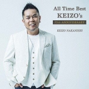 All Time Best ��KEIZO��s 25th Anniversary [DVD�ս�������][CD] / ��������