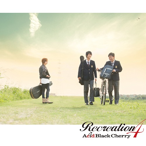 Recreation 4 [CD+DVD][CD] / Acid Black Cherry