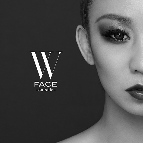 W FACE 〜outside〜 [CD+Blu-ray][CD] / 倖田來未