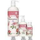 CND creative sensation rose lotion / 917 mL