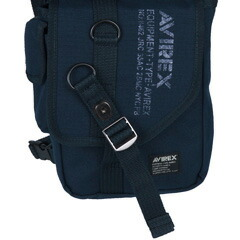 Shoulder bag leg bag of AVIREX( Avi Rex)
