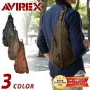 Avirex-AVIREX! Body bag shoulder bag diagonally over bag avx924 mens Womens one shoulder