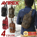 Avirex-AVIREX! Body bag shoulder bag diagonally over bag avx925 mens Womens one shoulder