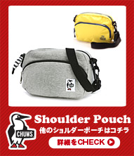 CHUMS of Shoulder bag