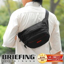 Briefing BRIEFING! Bum-bag body bag BRF057219 men fanny pack fs3gm