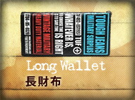 TOUGH 長財布