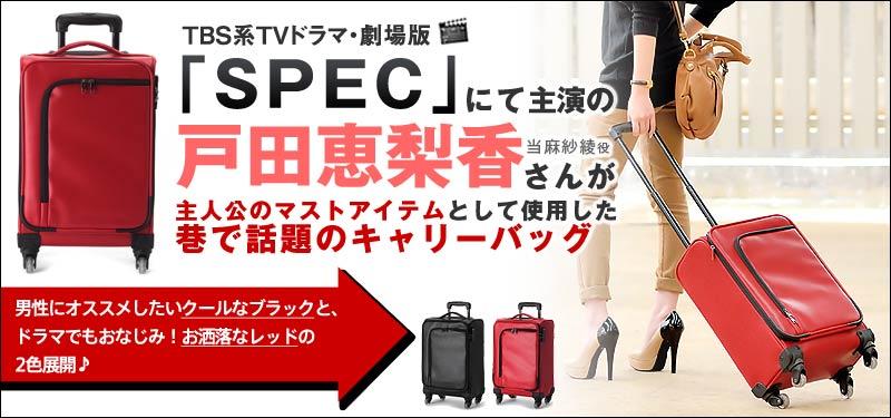 ヒデオワカマツのスーツケース