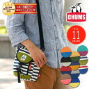 Bags nylon son chums CHUMS shoulder bags diagonal sauce bag shoulder pouch CH60-0684 (CH60-0317)-Chan