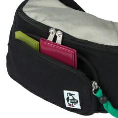 Bum-bag of CHUMS( Kiamusze)