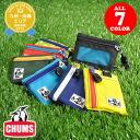 Chums CHUMS! CH60-0344 coin purse Elf ladies men's popular periodical put case key case wallet brand, Noh