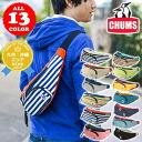 Chums CHUMS! Body bags waist bags body bag men CH60-0685 (CH60-0351)