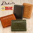 Dakota Dakota! Two bi-fold wallet 34522 ladies fold wallet leather fs3gm