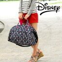 Disney Disney! 2-way Boston bag (small) 8367 school excursion trip ladies Minnie