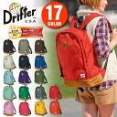 Drifter Drifter! Backcountry Pack rucksack df0410 mens ladies school mass-fashion high school students