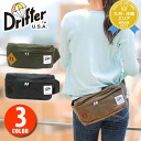 Drifter Drifter! At most classic hip sack bag body bag df0530w mens ladies [store] we now on sale!