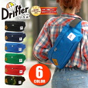 Drifter Drifter! In classic hip sack L bag df0560 mens Womens body bag also bag our biggest sale!