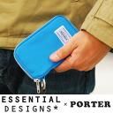 Essential Yoshida Kaban Porter designs x Porter ESSENTIAL DESIGNS×PORTER key & card case e1232809 Po - Ta - key holder Yoshida bags
