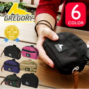 Gregory GREGORY! The stylish digital camera case pouch 11310456 men's women's digital camera case wristlet