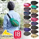 Gregory GREGORY! Waist bag (XS) body bag mens Womens West porch