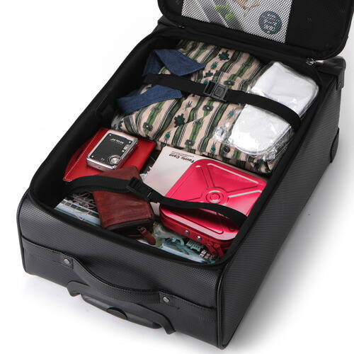 Suitcase carry case software carry traveling bag