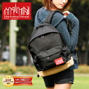 Manhattan Portage ManhattanPortage! Fashionable rucksack backpack MP1209sd12 mens ladies school high school students