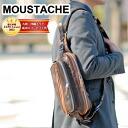 Moustaches MOUSTACHE! At most men's waist bags body bag YVT5831 [store] we now on sale!