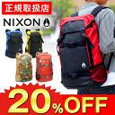 Nixon NIXON! [LANDLOCK II BACKPACK, Backpack Rucksack nc1953 mens gift ladies fashionable commuter high school school mass-A4 B4 P27Mar15 ss 201306