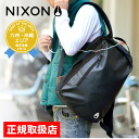 Nixon NIXON! In largest Backpack Rucksack nc1956 men's ladies fashionable commuter school high school shop sale!