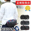 Nixon NIXON! In sling bags body bag waist bag nc1957 mens ladies West porch our biggest sale!