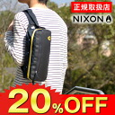Nixon NIXON! Sling body bag waist bag [FOUNTAIN II SLING PACK] nc1957 mens gift West porch [store] ss201306