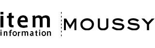 moussy(�ޥ�����)��Ĺ����