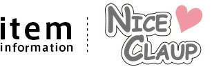 NICE CLAUP(�ʥ�������å�)�Υܥ��ȥ�Хå� ���������Хå�