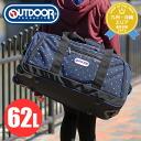 Cute outdoor OUTDOOR PRODUCTS 3way Boston Carey (62 L) shoulder bag 62079 mens ladies school trip Camp Boston bag carry bag suitcase