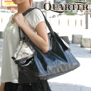 Dbsk jaejoong's favorite! Quarter with QUARTER Boston bag large tote bag 1170600 zip trip commute bag A4 women's school trips
