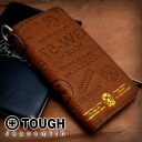 Tough TOUGH! 68515-Mens leather wallet