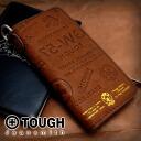 Tough TOUGH! 68515-Mens leather wallet