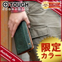 Tough TOUGH long wallet * magazines published * winter 68696 mens limited edition
