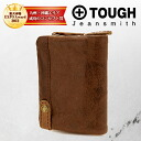 Tough TOUGH! Fold wallet tri-fold wallet 55566 mens coin purse and biggest tough