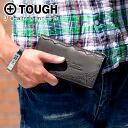 Tough TOUGH! Wallet 68605 mens men's wallets wallet purse coin purse and leather cowhide leather fs3gm