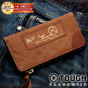 Tough TOUGH! Wallet 68704 mens wallet wallet brand leather cowhide leather leather shop in the largest sale!