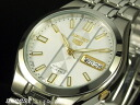 5 SEIKO Made in Japan reimportation model SEIKO sports self-winding watch SNKG33J1 watches