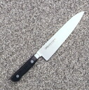 Molybdenum steel butcher knife 180mm