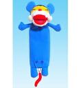 ちゅうぬいぐるみ pen case blue is mew mew ちゅうのぬいぐるみ pen case.