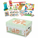"""The grandmother whom there is not that やったね """"is same as mother"""", and """"I am in same play, DVD and the set やったねおまとめ box of the toy to learn as mother"""", and there is not the course ※ foreign countries shipment with course summary ボックスポコポ"""