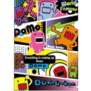 Domo-Kun clear file A handle POPs a comic which, also is clear of-Kun.